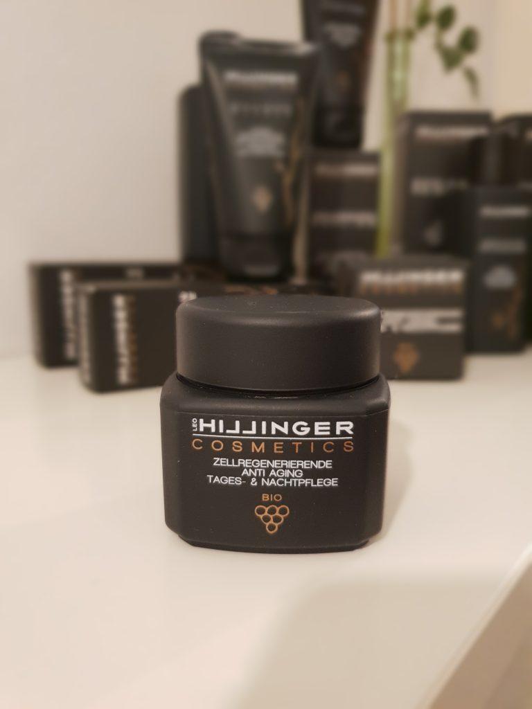 Hillinger Cosmetics - Zellregenerierende Anti Aging Tages- & Nachtpflege
