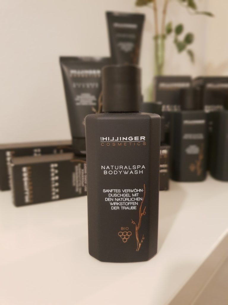 Hillinger Cosmetics - Natural Spa Bodywash