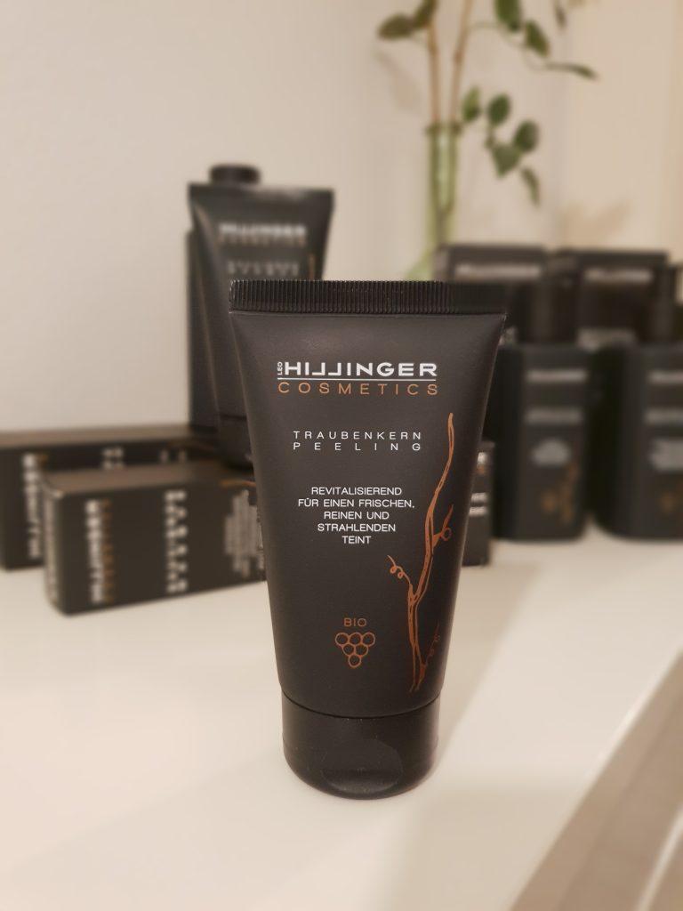 Hillinger Cosmetics - Traubenkernpeeling