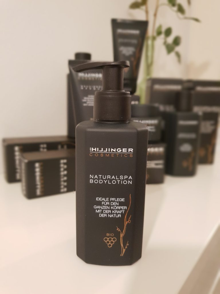 Hillinger Cosmetics - Natural Spa Bodylotion